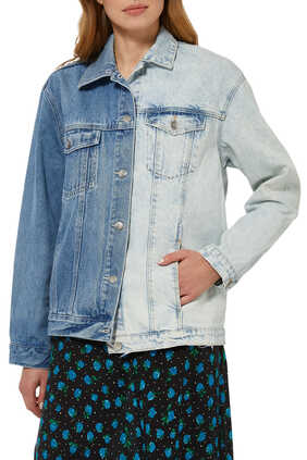 The Twin Denim Jacket