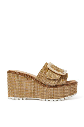 Livi Espadrille Wedge Sandals