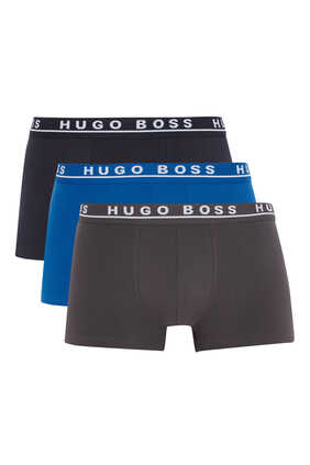 Jersey Boxer Brief, Set of Three