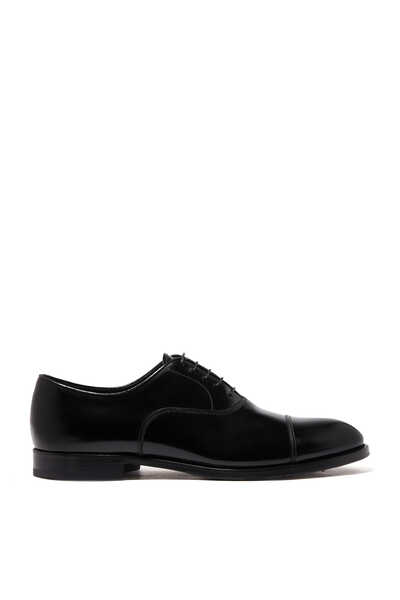 Monza Patent Derby Shoes