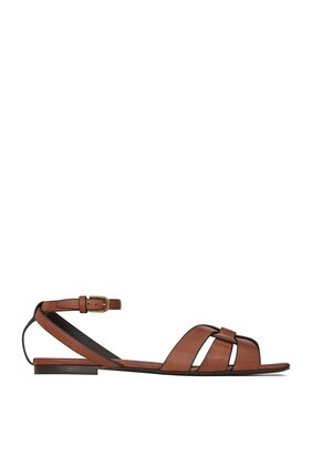 Nu Pieds Ankle Strap Sandals