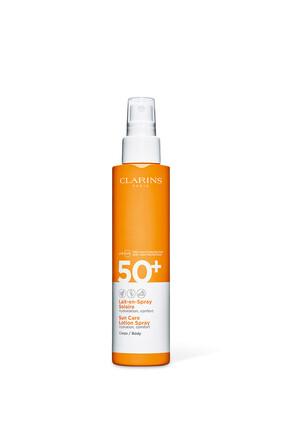 Sun Care Body Lotion-in-Spray UVA/UVB 50+