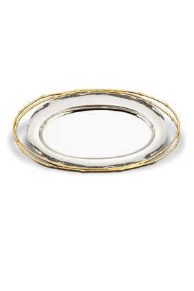 Evoka Oval Platter