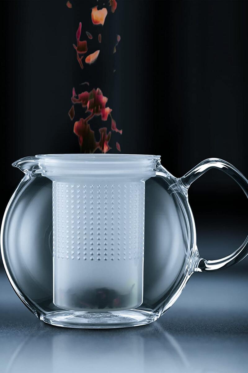 Assam tea Press Teapot image number 2