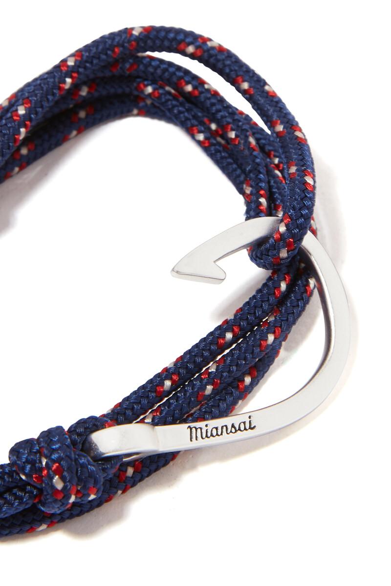 Hooked Rope Bracelet image number 4