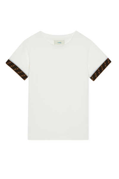 FF Band Cotton T-Shirt