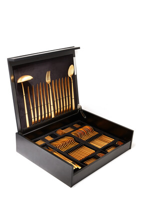 Duna 75 Piece Cutlery Set