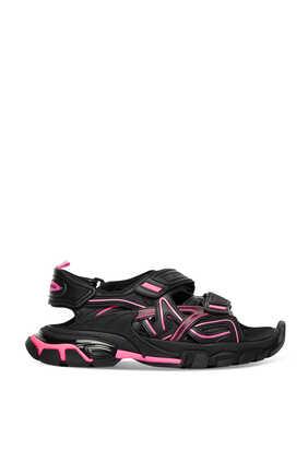 Logo Track Sandals