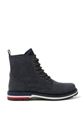 Vancouver Lace-up Boots