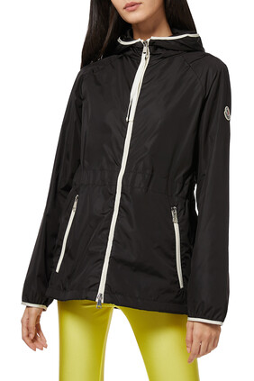 Eau Hooded Jacket