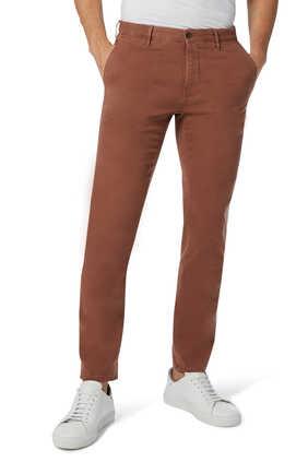 Slim Fit Incotex Chino Pants