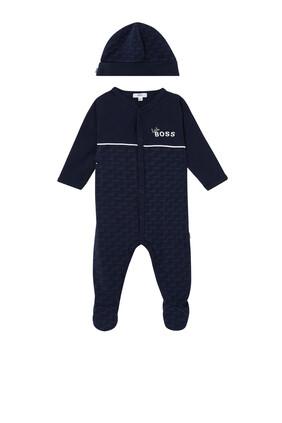 Logo Pyjama Gift Set