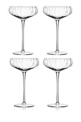 Aurelia Champagne Saucer
