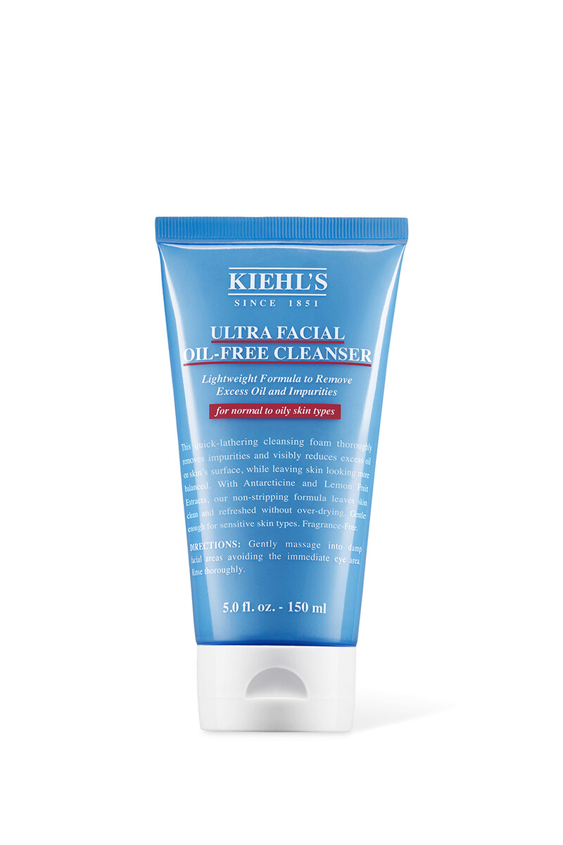 Ultra Facial Oil-Free Cleanser image number 1