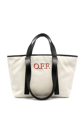 Logo Commercial Tote Bag
