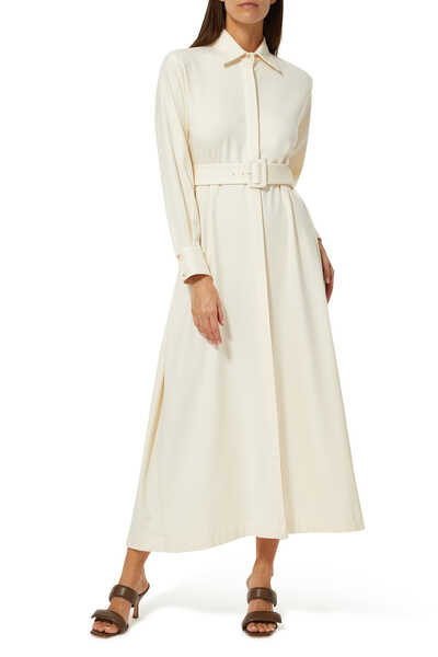 Claudette Shirt Dress
