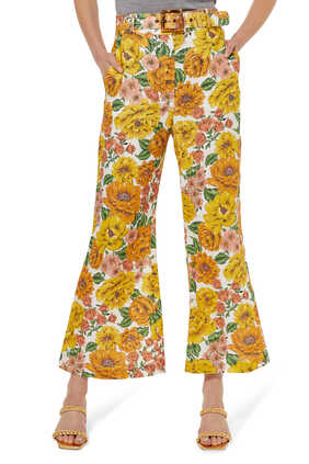 Poppy Flare Pants