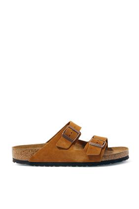 Arizona Soft Bed Suede Sandals