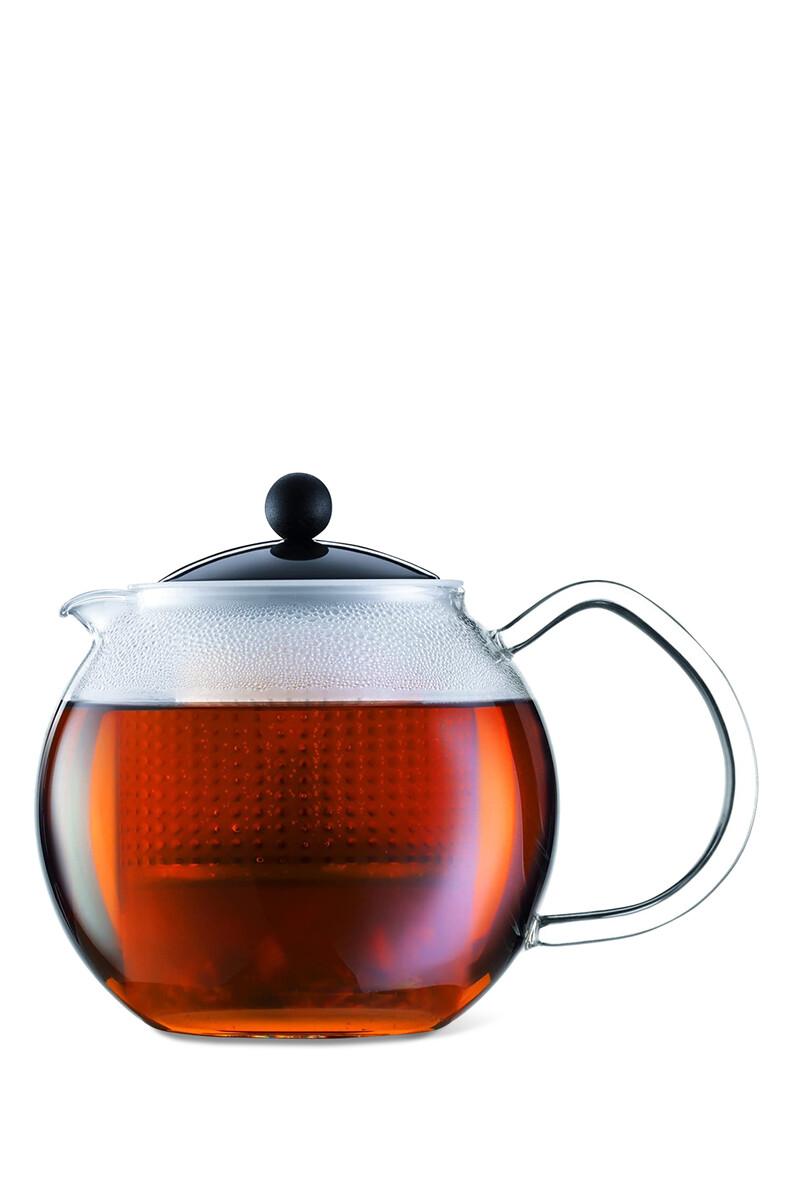 Assam tea Press Teapot image number 1