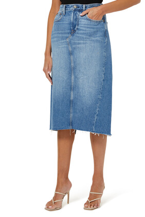 Angie Denim Skirt