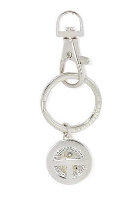 Automatic Skeleton Mechanical Key Ring