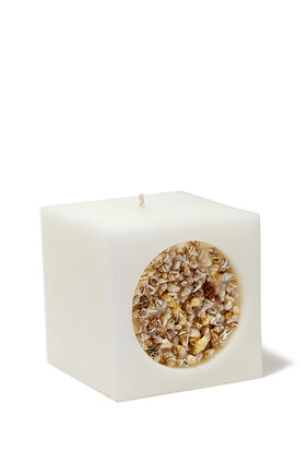 Seaful Large Candle