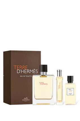 Terre d'Hermès Gift Set, Eau de Toilette