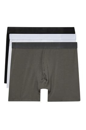 Three-Pack Boxer Shorts