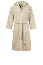 Logo Cotton Bathrobe