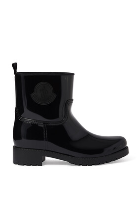 Ginette Patent Leather Boots