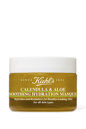 Calendula And Aloe Soothing Hydration Mask