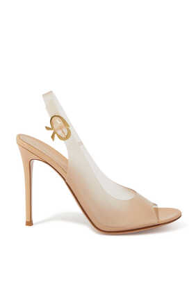 Glazia Plexi Pumps