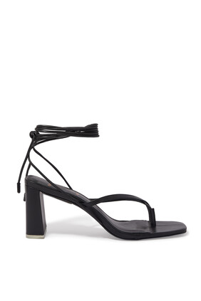 Delilah Leather Sandals