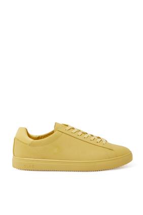 Bradley Tonal Leather Sneakers