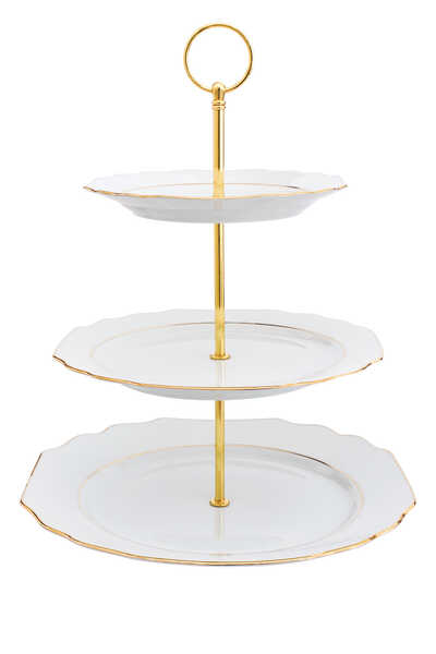 3 Plate Stand