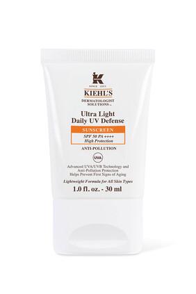 Ultra Light Daily UV Defense Sunscreen