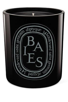 Black Baies Candle