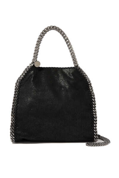 Mini Falabella Shaggy Deer Tote Bag