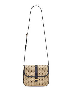 Le Monogramme Small Canvas Satchel