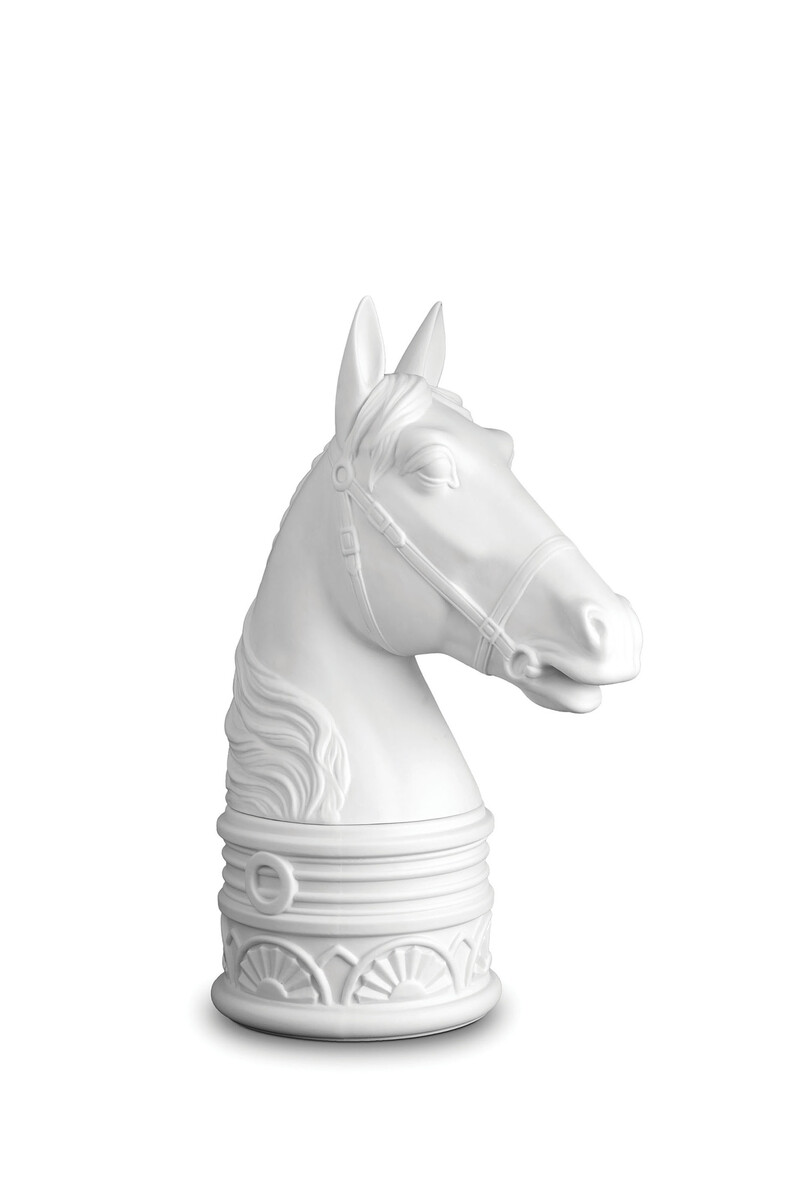 Horse Head Bookend image number 1