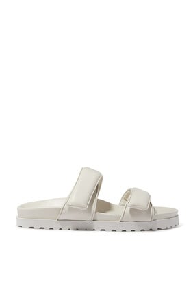 Gia Couture X Pernille Teisbaek Leather Sandals