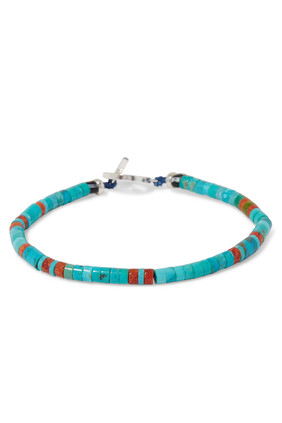 Heishi Beads Bracelet