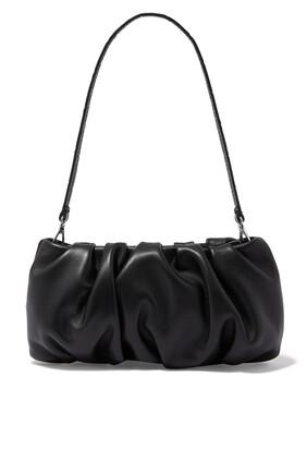 Bean Gathered Shoulder Bag