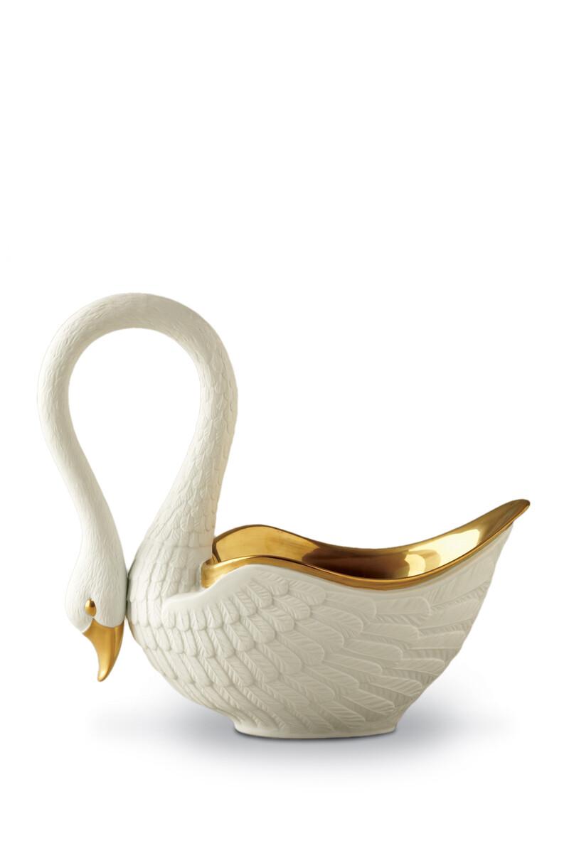 Medium Swan Bowl image number 1