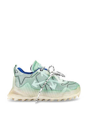 Odsy Mesh Transparent Sneakers