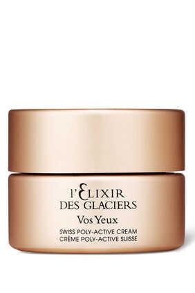 l'Elixir des Glaciers - Vos Yeux Cream