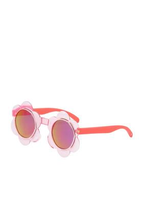 Soleil Flower Sunglasses