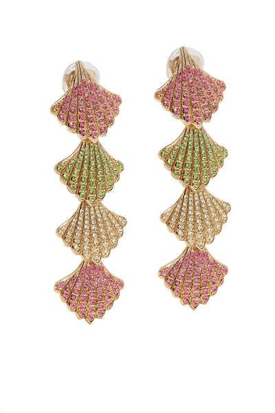 Princess Crystal Earrings