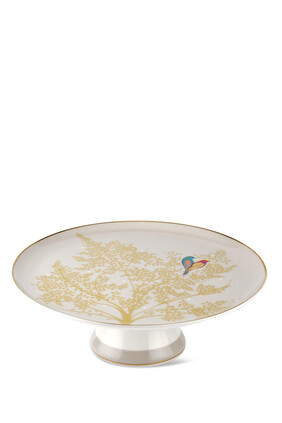 Footed Cake Plate