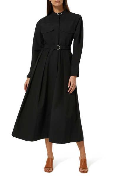 Amelia Belted Dress
